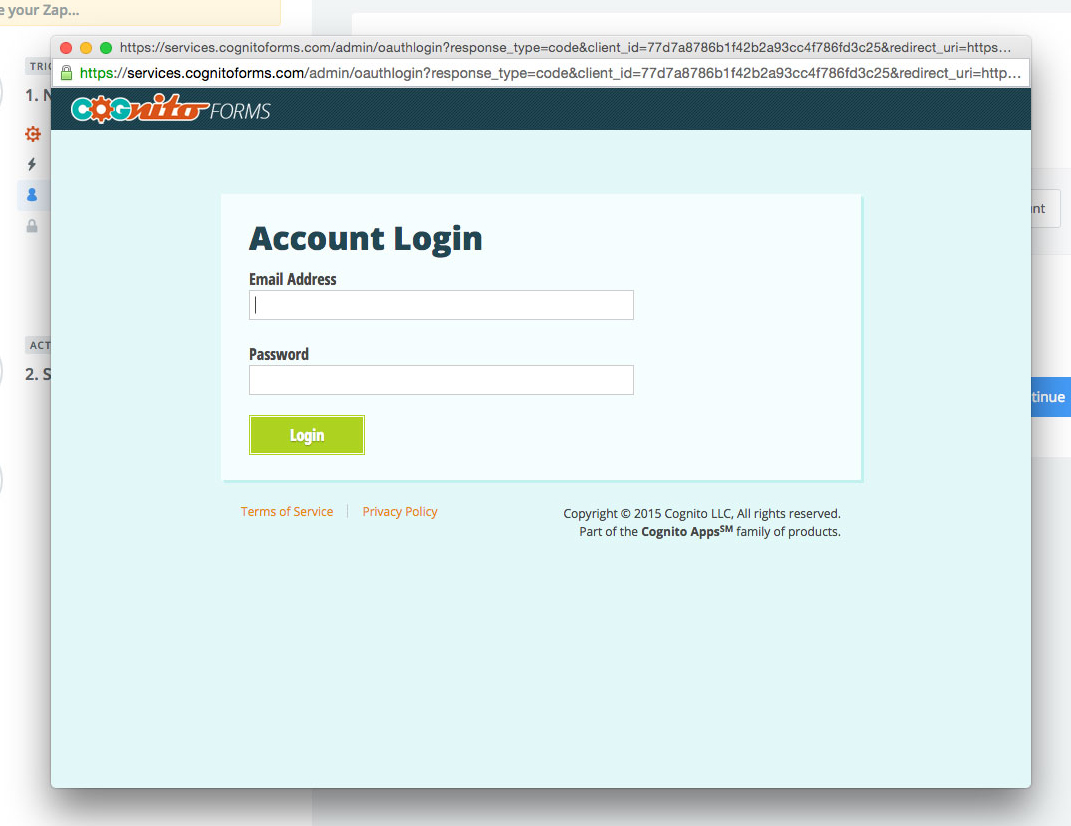 User – Connect your Webform to MDC DOT with Zapier – MDC DOT
